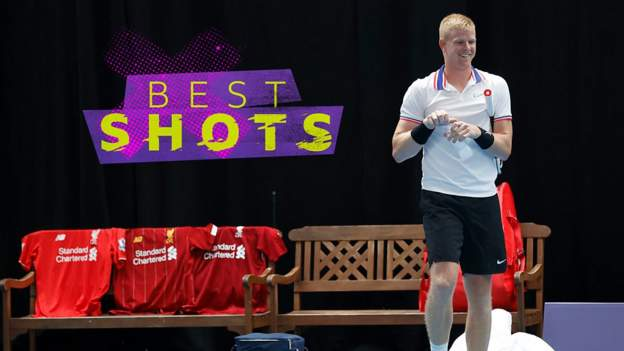 Battle of the Brits: Kyle Edmund continues positive kind with win over Broady - finest pictures thumbnail