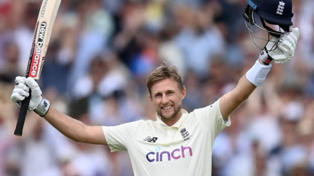 Roots unbeaten 180 helps England open up lead over India