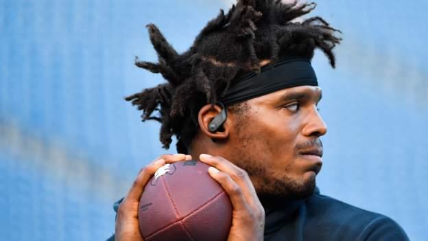 'It's about respect' - Patriots' Newton thumbnail