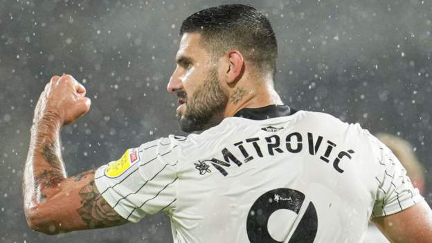 Fulham 2-0 Cardiff City: Cairney and Mitrovic lift Fulham to second in Championship