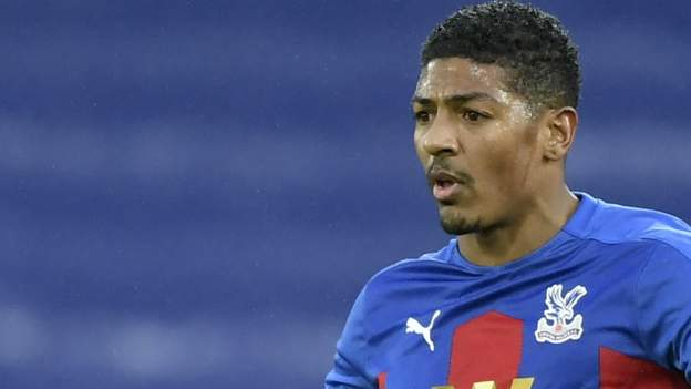 Patrick van Aanholt: Crystal Palace defender racially abused on social media - bbc