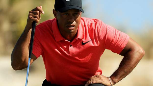 Tiger Woods: American says he struggled to walk during ...