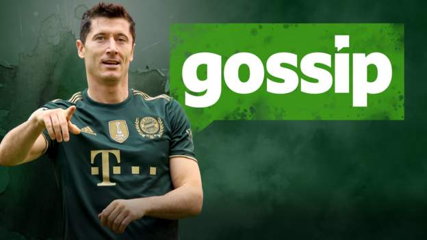 Transfer rumours: Lewandowski, Sterling, Mazraoui, Fekir, Sanches, Lingard, Sessegnon