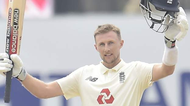 Root hits superb 186 for England in Galle