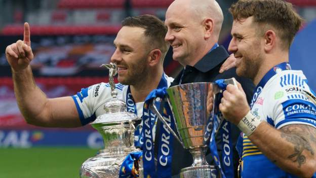 Challenge Cup final: Luke Gale drop-goal 'fitting' way for Leeds Rhinos to win
