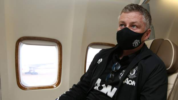 Man Utd defend 100 mile flight to Leicester