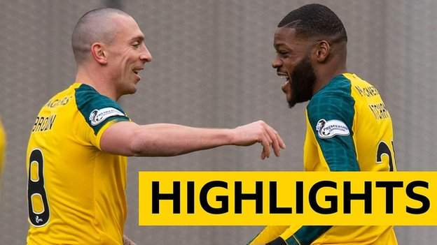 Highlights: Clyde 0-3 Celtic thumbnail