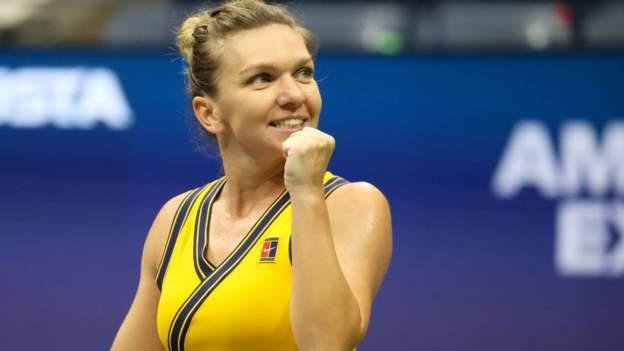 US Open 2021: Simona Halep, Naomi Osaka & Garbine Muguruza into third round