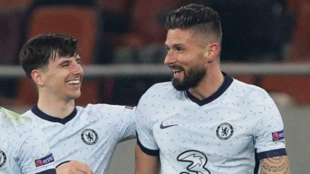 Giroud overhead kick gives Chelsea win