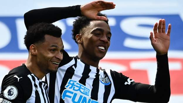 Newcastle United 3-2 West Ham United: Hosts win to boost hopes of avoiding relegation
