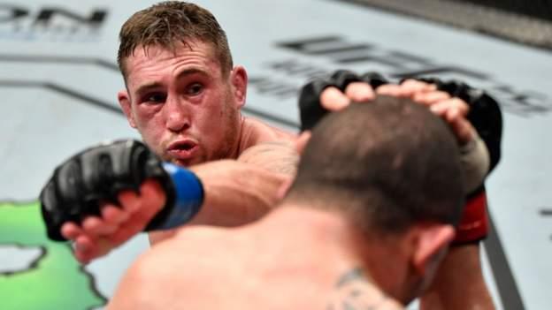UFC Fight Island 3: Robert Whittaker beats Darren Till at final event in Abu Dhabi