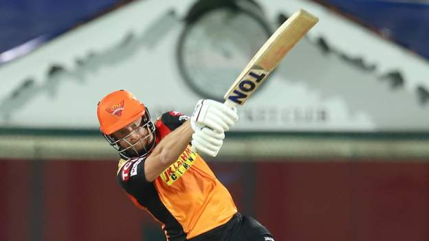 Bairstow 50 not enough for Sunrisers in IPL