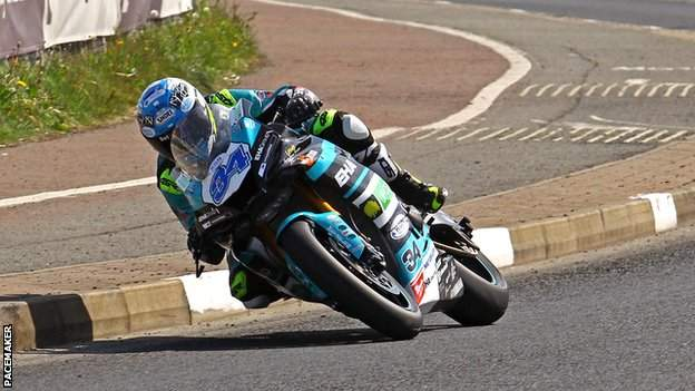 Alastair Seeley is the most successful rider in the history of the North West 200