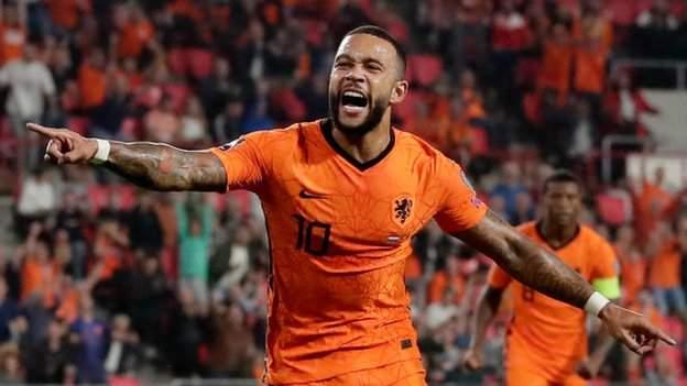 Belanda 4-0 Montenegro: Memphis Depay menjadi bintang utama di kualifikasi Piala Global thumbnail