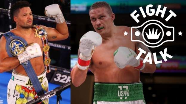 After shocking Dubois, could Joyce beat Usyk?