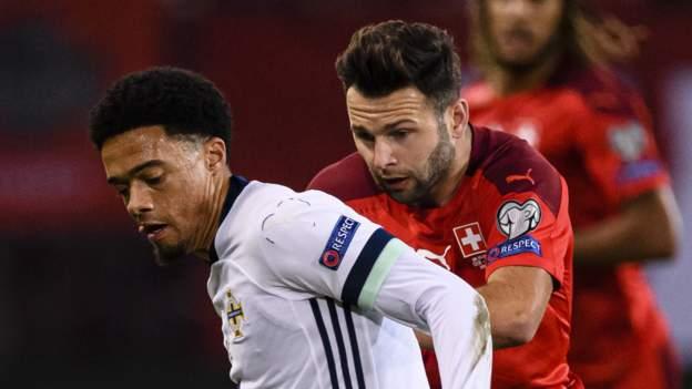 World Cup qualifiers: 10-man Northern Ireland suffer crushing Ioss to Switzerland