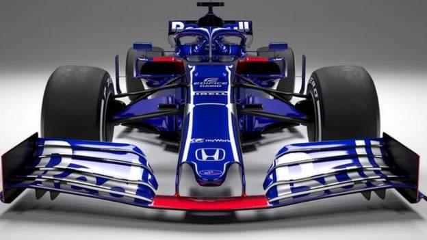 Toro Rosso car