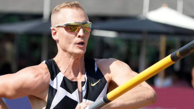 World champion pole vaulter Kendricks out of Games after positive Covid test