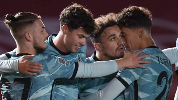 Lincoln City 2-7 Liverpool: Jurgen Klopp