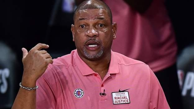Doc Rivers: Baş antrenör LA Clippers'tan ayrıldı