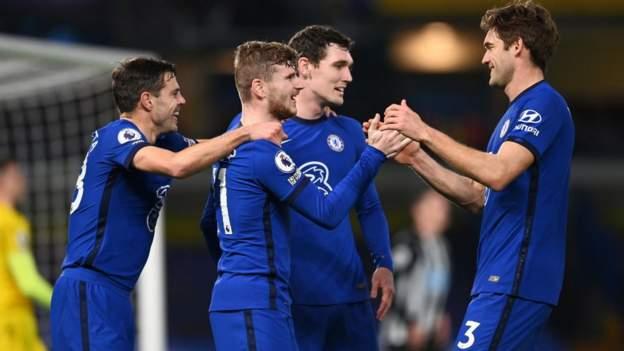 Chelsea 2-0 Newcastle: Timo Werner mengakhiri paceklik gol di the Blues thumbnail