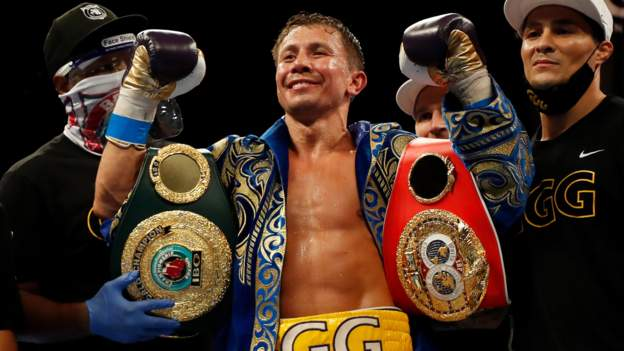Gennady Golovkin beats Kamil Szeremeta for record 21st middleweight defence - BBC Sport