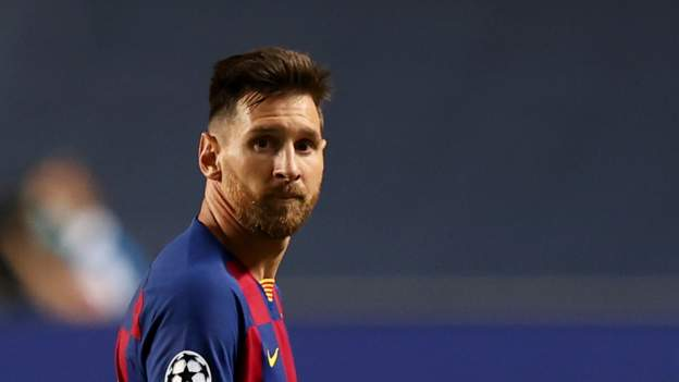 Messi's dad in England for talks over son's next move - Thursday's football gossip