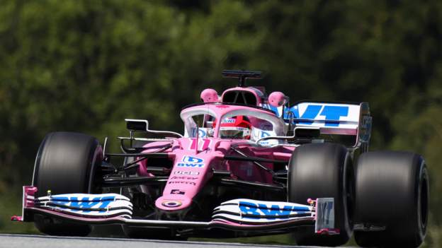 Formula 1: Sergio Perez quickest in Styrian GP first apply thumbnail