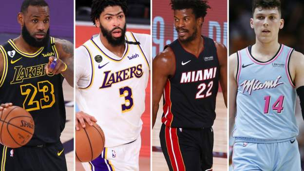 Nba Finals Can The Miami Heat Stop Lebron James And The Los Angeles Lakers Bbc Sport