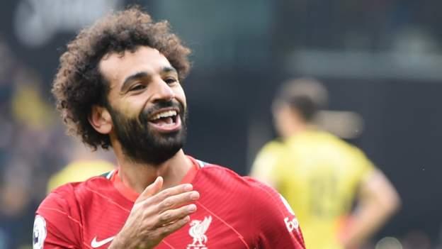Mohamed Salah: Liverpool forward 'the best player' in the world, says Jurgen Klopp