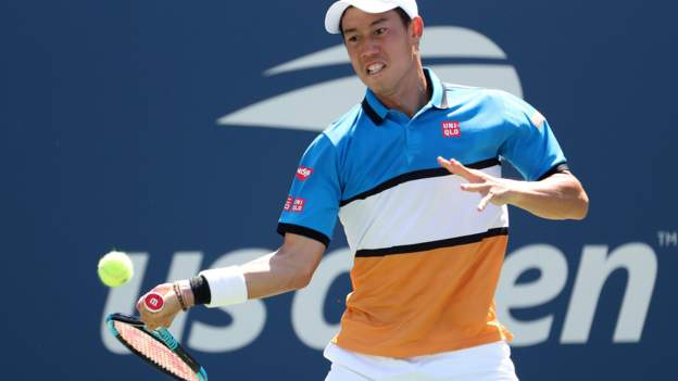 US Open finalist Kei Nishikori tests positive for COVID