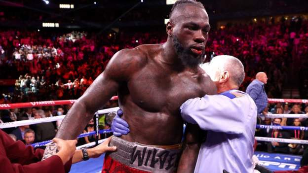 Deontay Wilder: American will not retire after second loss to Tyson Fury, says trainer Malik Scott - BBC Sport