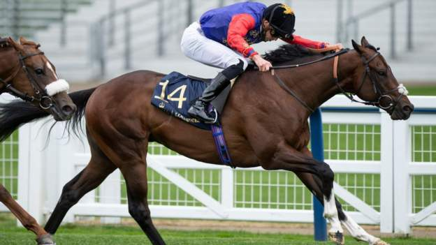 Royal Ascot: Tactical wins for the Queen; James Doyle seals double after Lord North win thumbnail