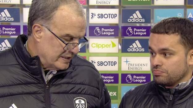 Leeds United 0-1 Wolverhampton Wanderers: Leeds dominated against Wolves - Marcelo Bielsa