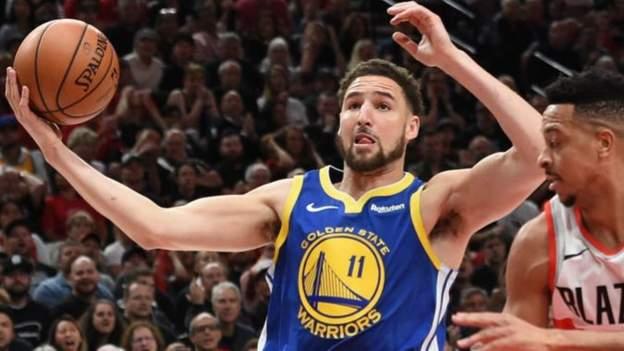 Klay Thompson: Golden State Warriors, sezonu kaçırmaya hazırlanıyor