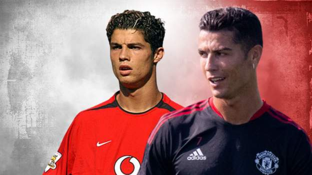 Cristiano Ronaldo: Man Utd prepare to welcome Portuguese 'home' after 'mind-boggling' first debut