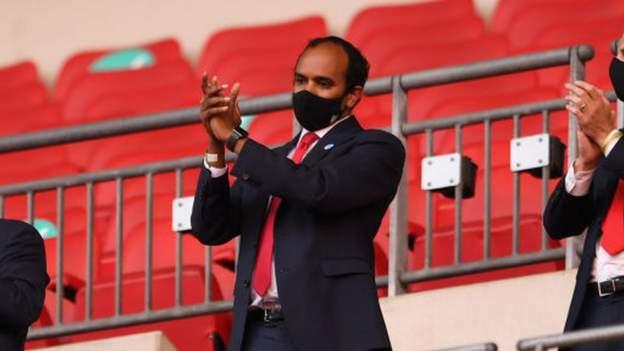 Vinai Venkatesham: Arsenal chief executive says he had sleepless nights over redundancies thumbnail