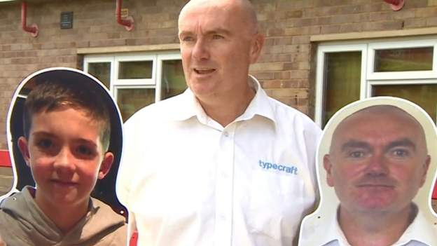 Cheltenham fans buy cardboard cut-outs for play-offs - bbc