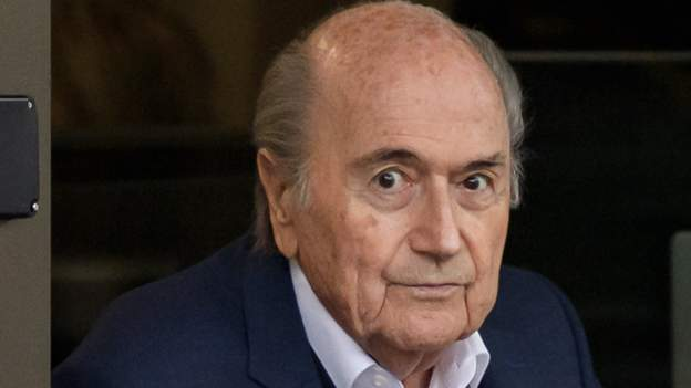 New Fifa bans for Blatter and Valcke