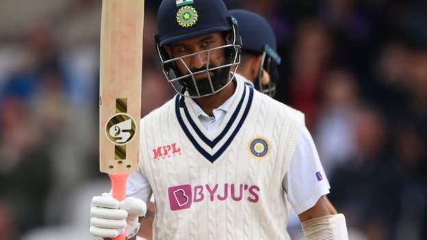 England v India: Cheteshwar Pujara & Virat Kohli repel hosts at Headingley