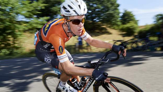 Chris Anker Sorensen: Danish former professional cyclist dies aged 37