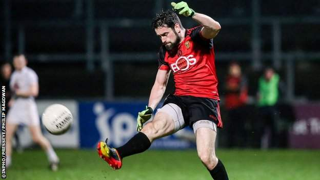 McKernan requested a hearing after he was punished for an off-the-ball collision with Tyrone's Sean Cavanagh.