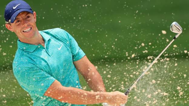 McIlroy and Woods make solid starts at Memorial as Finau leads