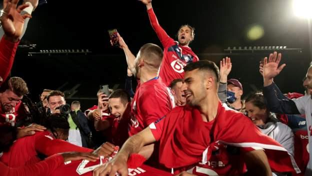 Ligue 1: Bagaimana Lille meraih kemenangan gelar yang mengejutkan thumbnail