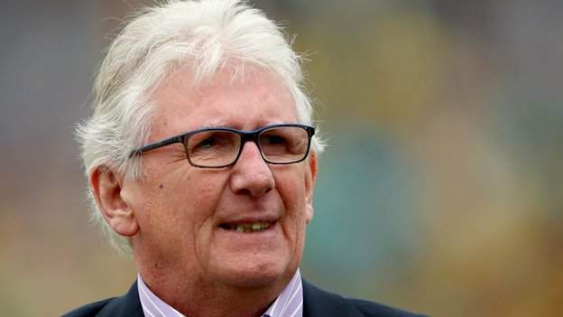 John Murphy helped Down win the 1968 All-Ireland Football title