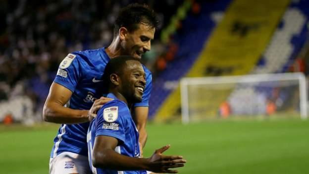 Birmingham City 2-0 Derby County: Scott Hogan dan Jeremie Bela membutuhkan Blues kapal keempat thumbnail