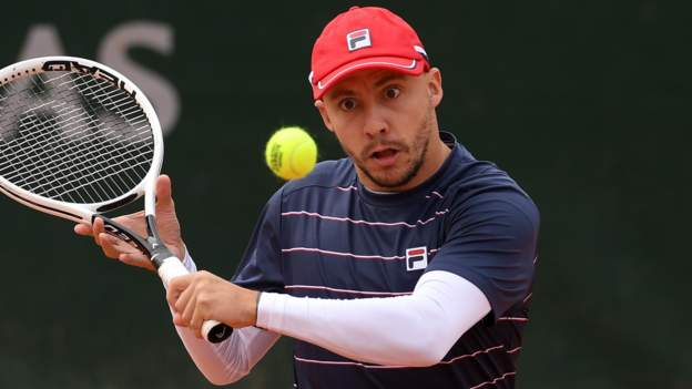 Andy Lapthorne: British wheelchair tennis player criticises sport for 'ableism'