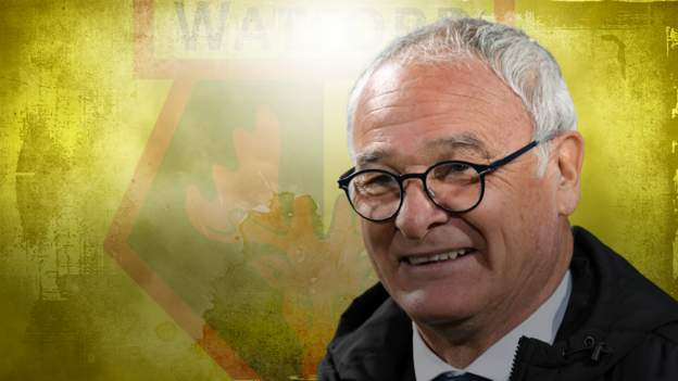 Claudio Ranieri: Watford manager says he can beat Roy Hodgson's record as Premier League's oldest boss