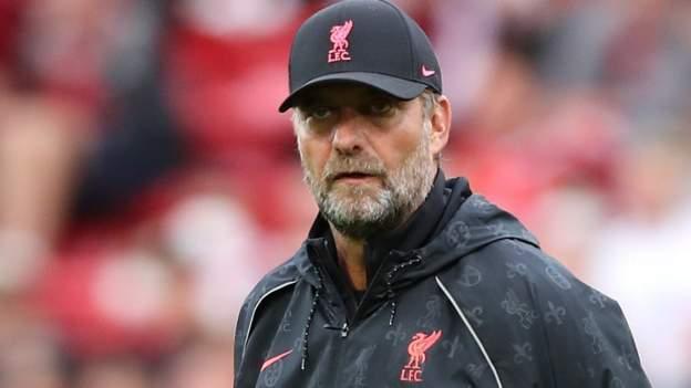 Jurgen Klopp: Liverpool boss says 'good moment' to consider safe standing