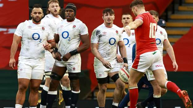 England will not complain to World Rugby